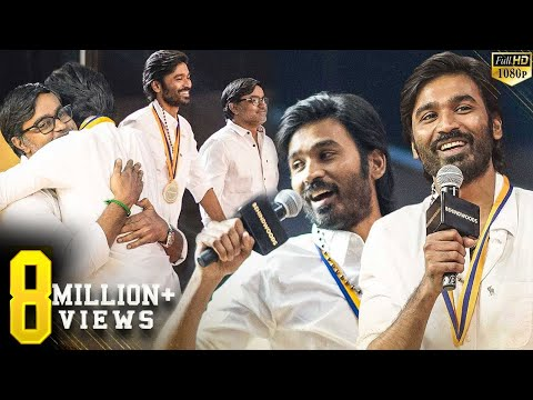 Dhanush Sings Live! Selva very Emotional! 1st Joint Ramp Walk! Pudhupettai 2 & Aayirathil Oruvan 2!