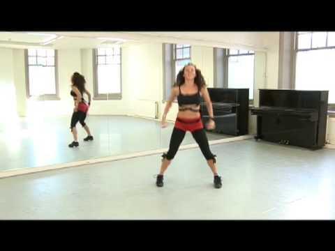 Клубные танцы под песню Кэти Перри. Урок обучения от  Fleur.