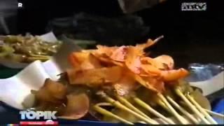 TOPIK ANTV Kuliner, Sate Padang Jam Gadang