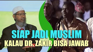 Download Video Pemuda Ini Siap Jadi Muslim Jika Dr. Zakir Naik Bisa Menjawab Ini MP3 3GP MP4