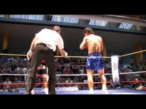 Iñaki Azkarate vs Ivaan Rojo