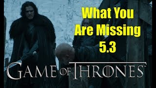 The comparison of Game of Thrones to A Song of Ice and Fire continues. On to episode S05E03! Janos Slynt dies, we meet the High Sparrow, Sansa meets Ramsay, Jorah meets Tyrion...https://www.patreon.com/prestonjacobs▬▬▬▬ Follow Me on Social Media! ▬▬▬▬https://www.facebook.com/prestonjacobssweetrobin/https://twitter.com/sweetrobin9000▬▬▬▬ Check Out These Videos! ▬▬▬▬The Purple Wedding: https://www.youtube.com/watch?v=tkIczwc7Hz8A Frey in the Snow: https://www.youtube.com/watch?v=_CaDHo9BsJI&The Deeper Dorne: https://www.youtube.com/watch?v=55N8Q6OINHg&t=1s▬▬▬▬ Information ▬▬▬▬Game of Thrones is an American fantasy drama television series created for HBO by David Benioff and D. B. Weiss. Based on the fantasy novel series, A Song of Ice and Fire by George R.R. Martin. A Game of Thrones is one of the most successful television series to ever made and continues to captivate audiences all over the world. The series is set on the fictional continents of Westeros and Essos, and interweaves several plot lines with a large ensemble cast. The first narrative arc follows a civil war among several noble houses for the Iron Throne of the Seven Kingdoms; the second covers the attempts to reclaim the throne by the exiled last scion of the realm's deposed ruling dynasty; the third chronicles the rising threat of the impending winter and the legendary creatures and fierce peoples of the North. Game of Thrones Episode Review. Game of Thrones Season 7. Dance of The Dragons. Stannis Baratheon and Melisandre, Shireen, Lady Stoneheart, Sansa Stark and Daenerys Targaryen, Jon Snow, Olly, Samwell, For The Watch, stream, HBO. reaction. dies hodor hold the door white walkers origins children of the forest