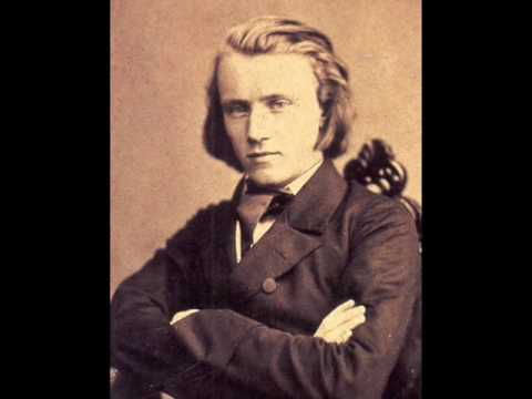 no - Johannes Brahms Hungarian Dance No. 5 in G minor The German composer, pianist, and conductor Johannes Brahms (1833-1897) was one of the most significant comp...