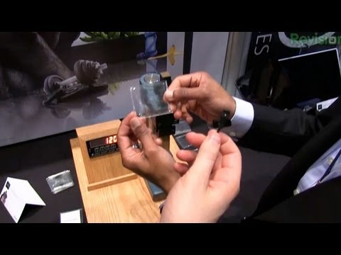 CES 2012 - Gorilla Glass Demo at CES 2012 Gorilla Glass has been popular with smartphone aficionados for some time now, so when Corning announced Gorilla Glass 2, inter...