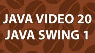 Java Video Tutorial 20