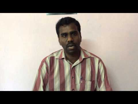 Mr.Kannan |Review | NEBOSH Training | Chennai