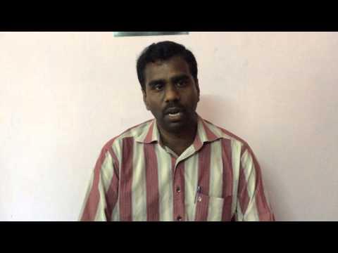 Mr.Kannan |Review | NEBOSH Training | Chennai
