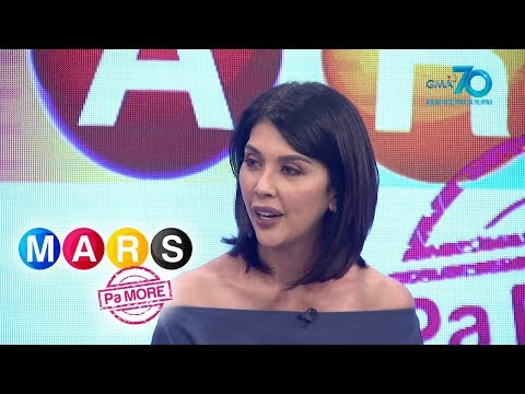 Mars Pa More: 'Make-up 101' with Pops Fernandez | Mars Sharing Group