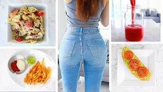 What I eat in a day as a VEGAN! by Alexandras Girly Talk