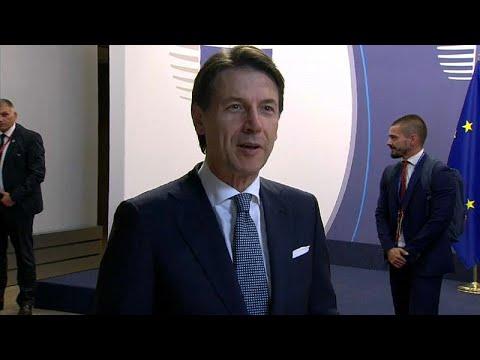 EU-Gipfel: Italiens Blockade-Drohung half - Bootsfl ...