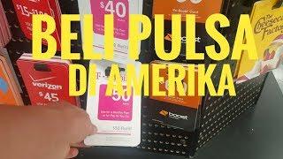 Video CARA BELI PULSA DI AMERIKA || GAK ADA KONTER PULSA MP3, 3GP, MP4, WEBM, AVI, FLV November 2017