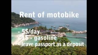 Ko Tao Island Thailand Travel Tips