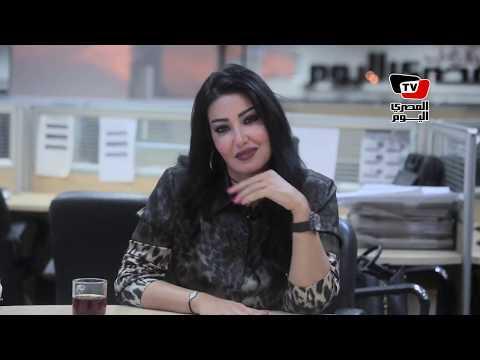 سمية الخشاب: عشان الناس تصدقني لازم أنا أصدق الشخصية