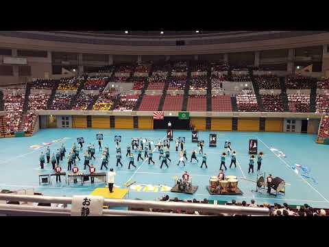 津島市立藤浪中学校 フリースタイル部門