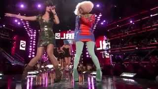 Katy Perry feat. Nicki Minaj - Girls Just Wanna Have Fun (HD)