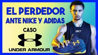 Video 👟La Marca que pudo haber Destronado a Nike y Adidas | Caso Under Armour MP3, 3GP, MP4, WEBM, AVI, FLV September 2019