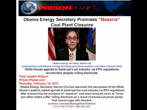 Obama Energy Secretary Promises