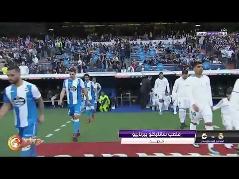 Real Madrid vs Deportivo 7-1 All Goals & Highlights 21/01/2018 HD