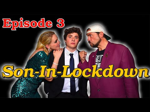 Son In Lockdown: Episode 3 (Kevin Smith Comedy Sketch) Celebrity Show Off TBS show 2020