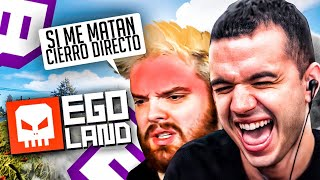"""SI LE MATAMOS CIERRA DIRECTO"" MEJORES MOMENTOS DE EGOLAND"