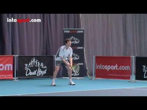 Tennis- Return of Serve Technique