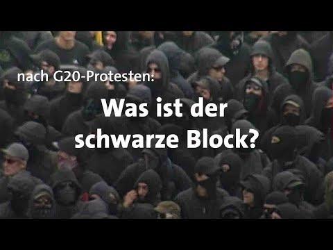 Was ist der schwarze Block?