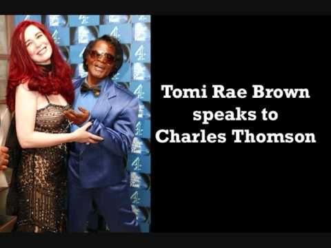 Tomi Rae Brown tells Charles Thomson; 'Conrad Murray was NOT James Brown's doctor'