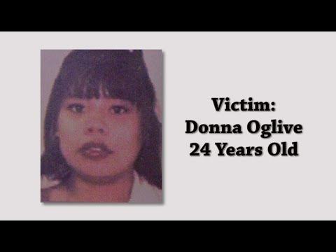 Cold Case File - Homicide #8 for 1998, Donna Oglive