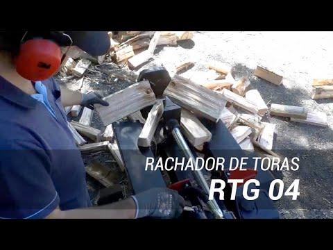 Rachador de Lenha com 22 Toneladas de força RTG 04