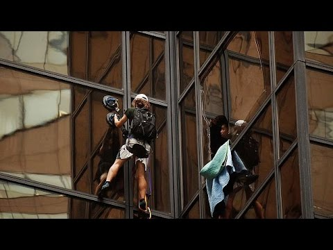 ΗΠΑ: Συνελήφθη νεαρός που σκαρφάλωσε στον πύργο του Τραμπ