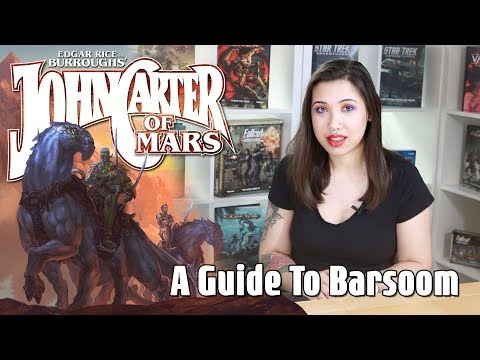 John Carter of Mars: A Guide to Barsoom