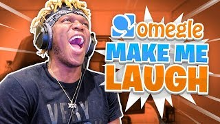 Video TRY TO MAKE ME LAUGH (OMEGLE) MP3, 3GP, MP4, WEBM, AVI, FLV Juni 2019