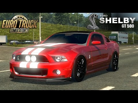 Ford Mustang Shelby GT500 Cobra 34gt500