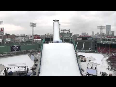 Big Air at Fenway: US Grand Prix