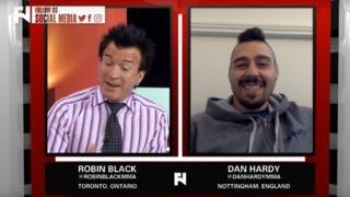 Robin's Breakdown w/ Dan Hardy - UFC 199: Luke Rockhold vs. Michael Bisping 2 by Fight Network