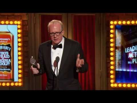Acceptance Speech: Tracy Letts (2013)