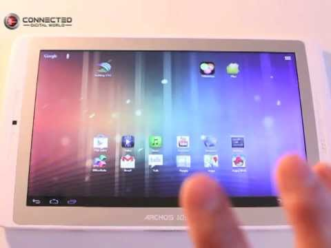 The Archos 101 XS Android Tablet hands-on review
