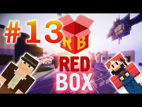 MineCraft сервер [REDBOX] - #13 - [prison] босс
