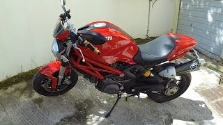 8. Ducati Monster 796 ABS [HD]