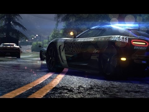 Need for Speed Rivals - Cops versus Racers (Official E3 2013)