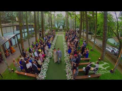 clip de casamento feito só com Drone na Fazenda Vila Rica