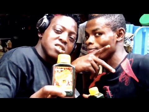 "Nigerian Comedy: We Taste Area Boy ""Street Gin"" - So You Don't Have To!"
