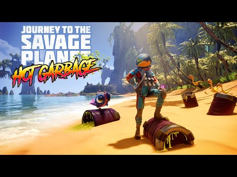Journey to the Savage Planet : Trailer du DLC