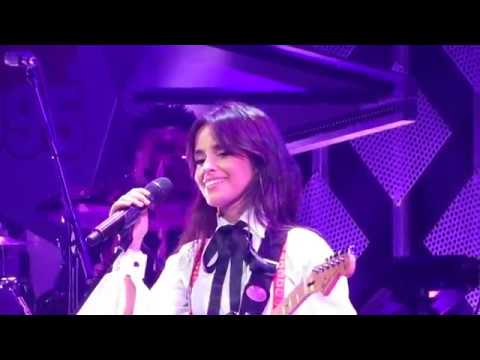 Video Camila Cabello - Never Be the Same live Jingle Ball download in MP3, 3GP, MP4, WEBM, AVI, FLV January 2017