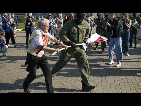 Νέες διαδηλώσεις και μαζικές συλλήψεις στο Μινσκ