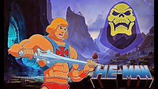 Video 10 Things You Didn't Know About HeMan MP3, 3GP, MP4, WEBM, AVI, FLV Oktober 2018