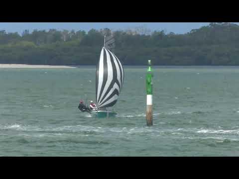 Mix fleet sailing St George Sailing Club hcp