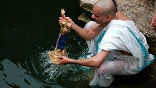 HKM-Hyderabad Celebrated Panihati Chida-Dahi Festival @ Sri Rukmini Panduranga Temple,