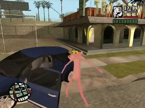 Loquendo GTA San Andreas - Un Día con la Pantera Rosa