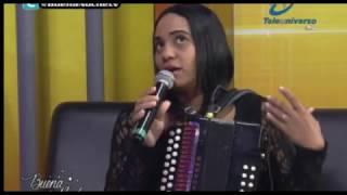 Presentación y Entrevista de Raquel Arias en Buena Noche